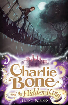 Charlie Bone and the Hidden King (Book 5) by Jenny Nimmo