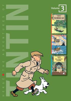The Adventures of Tintin: Vol 3  by Herge