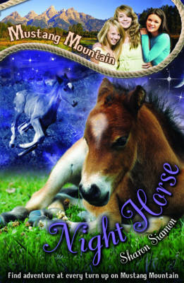 Mustang Mountain: Night Horse by Sharon Siamon