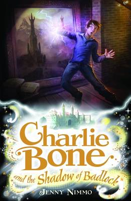 Charlie Bone and the Shadow of Badlock (Book 7) by Jenny Nimmo