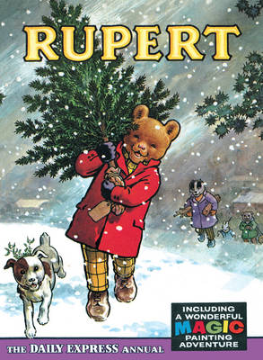 Rupert Bear Annual by