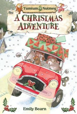 Tumtum and Nutmeg: A Christmas Adventure by Emily Bearn