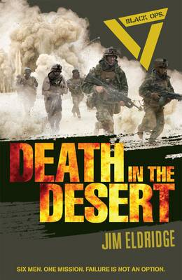 Black Ops 2: Death in the Desert by Jim Eldridge
