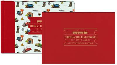Thomas the Tank Engine 65th anniversary edition by Rev W. Awdry