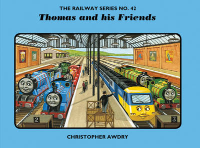 Thomas and his Friends : The Railway Series No. 42 by