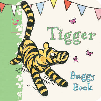 Tigger Buggy Book by