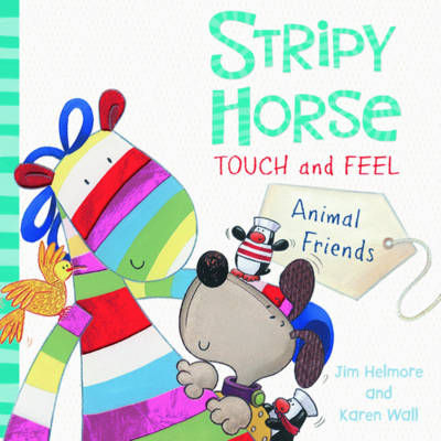 Stripy Horse Touch and Feel by
