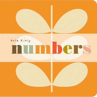 Orla Kiely Numbers by Orla Kiely