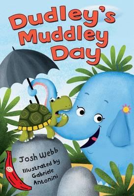 Dudley's Muddley Day (A Silly Safari Book) by Gabriele Antonini