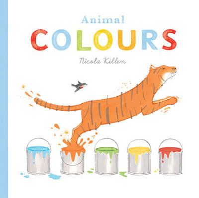 Animal Colours by Nicola Killen