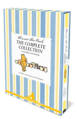 Winnie the Pooh: the Complete Collection of Stories and Poems by A.A. Milne