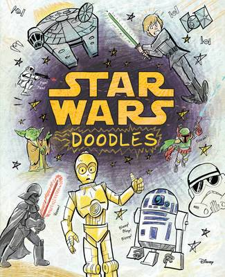 Star Wars Doodle Book by
