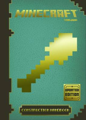 Minecraft: The Official Construction Handbook by Egmont UK Ltd