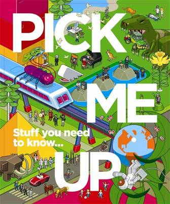Pick Me Up Put Me Down by David Robert and Jeremy Leslie