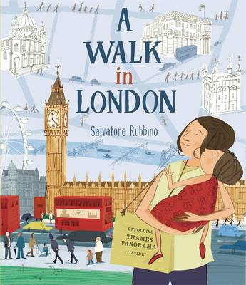 A Walk in London by Salvatore Rubbino