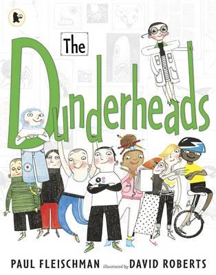 The Dunderheads by Paul Fleischman