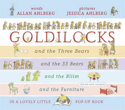 Goldilocks by Allan Ahlberg