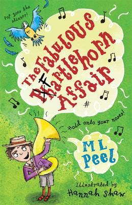 The Fabulous Phartlehorn Affair by M. L. Peel
