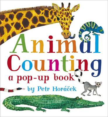 Animal Counting by Petr Horacek