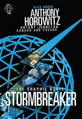 Stormbreaker Graphic novel by Anthony Horowitz, Antony Johnston