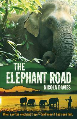 The Elephant Road by Nicola Davies