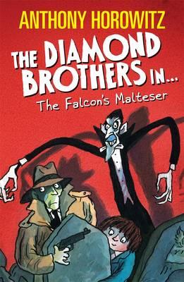Falcon's Malteser by Anthony Horowitz