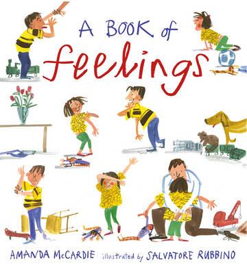 A Book of Feelings by Amanda McCardie