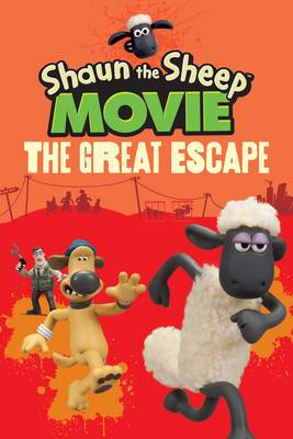 Shaun the Sheep Movie - The Great Escape by