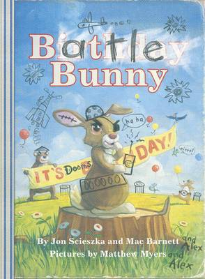 Battle Bunny by Mac Barnett, Jon Scieszka