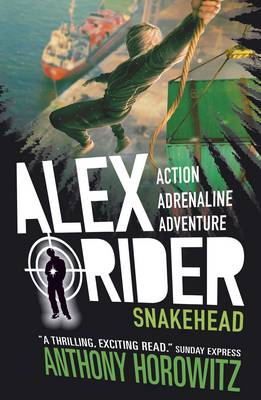 Alex Rider: Snakehead (7) by Anthony Horowitz