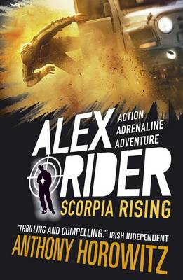 Scorpia Rising by Anthony Horowitz