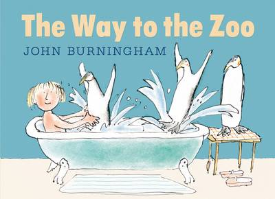 The Way to the Zoo by John Burningham