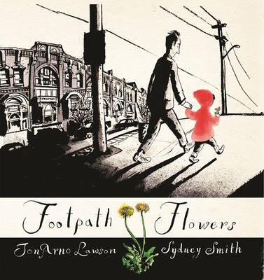 Footpath Flowers by Jon Arno Lawson