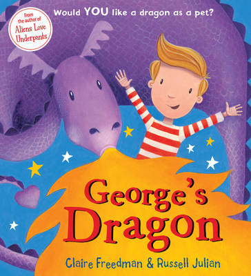 George's Dragon by Claire Freedman