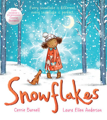 Snowflakes by Cerrie Burnell