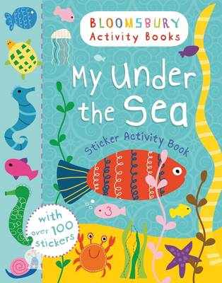 My Under the Sea Sticker Activity Book by
