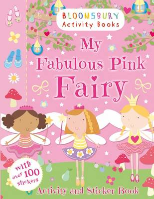 My Fabulous Pink Fairy Activity and Sticker Book by