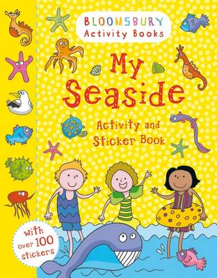 My Seaside Activity and Sticker Book by