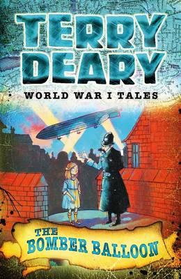 The Bomber Balloon by Terry Deary