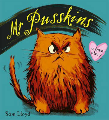 Mr Pusskins (Book and CD) by Sam Lloyd
