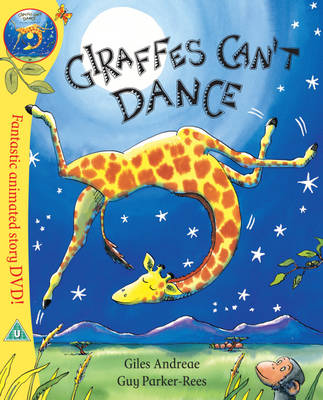 Giraffes Can't Dance (book and DVD) by Giles Andreae