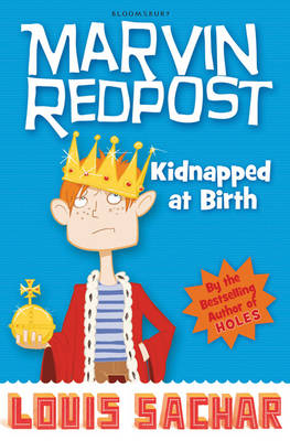 Marvin Redpost 1: Kidnapped at Birth by Louis Sachar