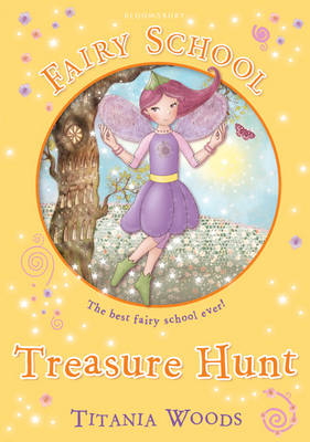 Glitterwings Academy: Treasure Hunt by Titania Woods