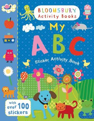 My Abc Sticker Activity Book by