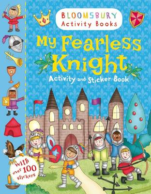 My Fearless Knight Activity and Sticker Book by