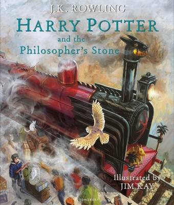 Harry Potter and the Philosopher's Stone by J. K. Rowling