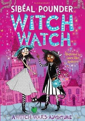 Witch Watch by Sibéal Pounder