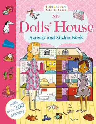 My Dolls' House Activity and Sticker Book by