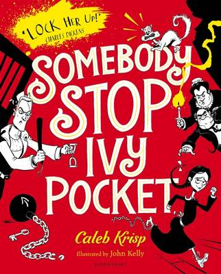 Somebody Stop Ivy Pocket by Caleb Krisp