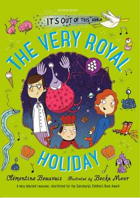 The Very Royal Holiday by Clementine Beauvais